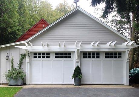 grand harbor white garage doors