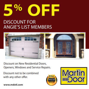 5% off – Angie's List Discount